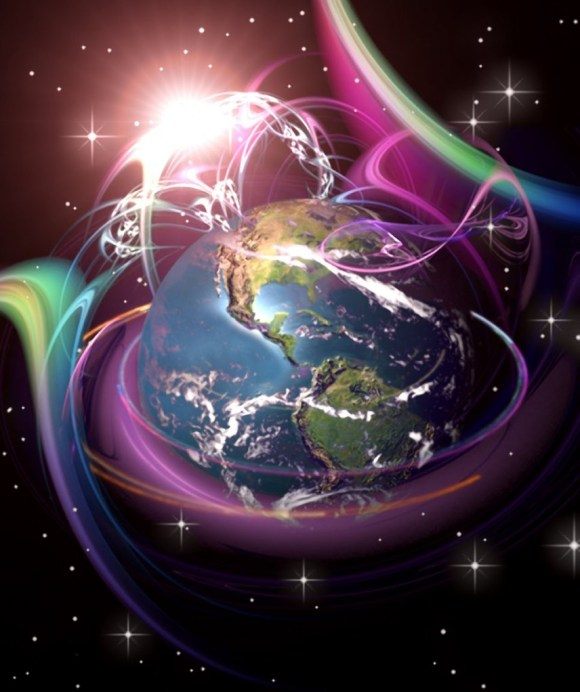 world in light and color